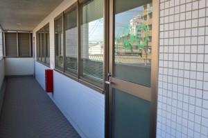 大阪オフィス玄関
